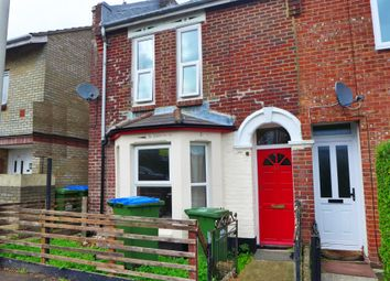Thumbnail 4 bedroom end terrace house for sale in Brickfield Road, Southampton