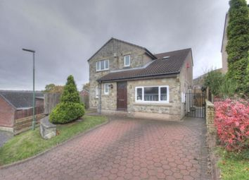 Thumbnail 3 bed detached house for sale in The Grange, Tanfield Lea, Stanley