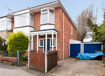 Thumbnail 3 bedroom detached house for sale in Parkwood Road, Southbourne, Bournemouth
