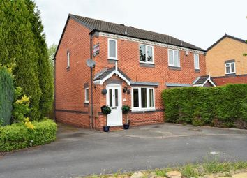 Thumbnail 3 bed semi-detached house for sale in Quines Close, Muxton, Telford