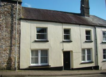 Thumbnail 3 bedroom terraced house for sale in Duke Street, South Molton