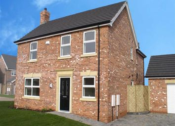 Thumbnail 4 bed property for sale in Plot 17, The Chatsworth, Scunthorpe
