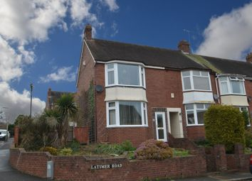 3 bed end terrace house for sale in Latimer Road, Exeter EX4