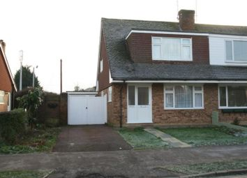 Thumbnail 2 bedroom property to rent in Downs Way, East Preston, Littlehampton