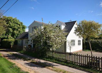 Thumbnail 4 bed detached house for sale in Honey Lane, Clavering, Saffron Walden