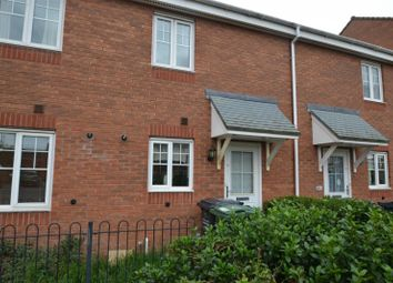 Thumbnail 2 bed semi-detached house to rent in Stableford Close, Shepshed, Loughborough