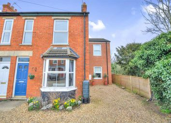 Thumbnail 5 bedroom semi-detached house for sale in Caldecote Street, Newport Pagnell