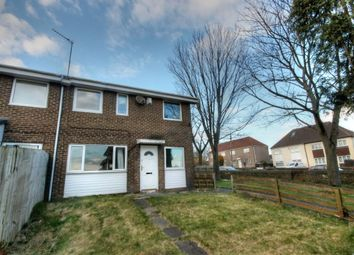 Thumbnail 2 bed terraced house for sale in Mount Pleasant Court, Throckley, Newcastle Upon Tyne