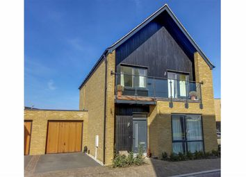 Thumbnail 4 bed detached house for sale in Greenfinch Way, Harlow, Essex