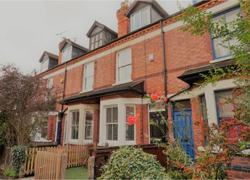 Thumbnail 3 bed terraced house for sale in Wesley Grove, Carrington Nottingham
