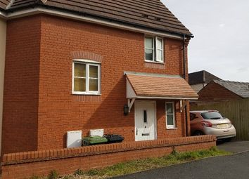 Thumbnail 3 bed semi-detached house to rent in Thoresby Drive, Lower Bullingham, Hereford