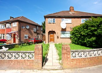 Thumbnail 3 bed terraced house for sale in Iveagh Avenue, Park Royal