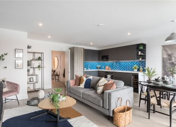 Thumbnail 3 bed flat for sale in Shoreditch Exchange, London
