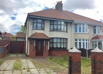 Thumbnail 3 bed semi-detached house for sale in 50 Moor Lane, Thornton, Liverpool