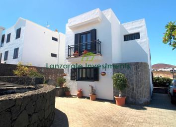 Thumbnail 3 bed semi-detached house for sale in Tias, Tías, Lanzarote, Canary Islands, Spain