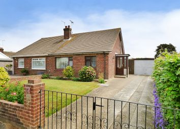 Thumbnail 2 bed semi-detached bungalow for sale in Boundary Way, East Preston, Littlehampton