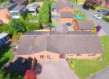 Thumbnail 4 bed bungalow for sale in Woodbury Park, Holt Heath, Worcester