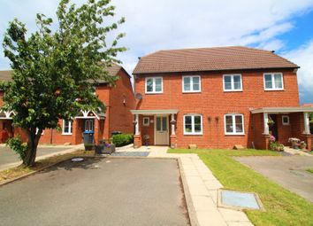3 bed semi-detached house for sale in Callier Close, Cawston, Rugby CV22
