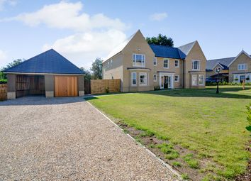 Thumbnail 5 bed detached house for sale in Greenvale, Chelmsford Road, Purleigh, Chelmsford