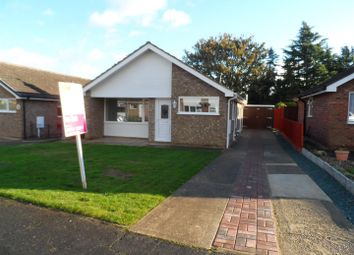 Thumbnail 2 bed bungalow to rent in Ripon Drive, Sleaford