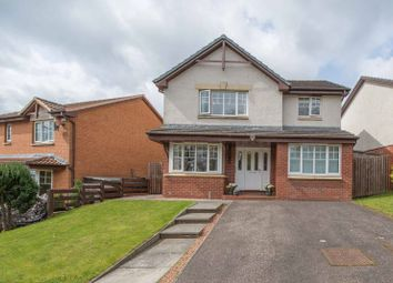Thumbnail 4 bed detached house for sale in Columbia Avenue, Howden, Livingston