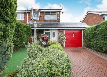 Thumbnail 5 bed semi-detached house for sale in Peverill Road, Perton, Wolverhampton