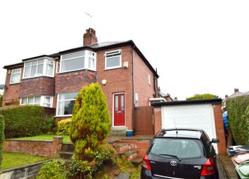 Thumbnail 3 bed semi-detached house for sale in Raynville Road, Leeds, West Yorkshire