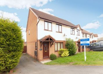 Thumbnail 3 bedroom semi-detached house for sale in 14 Fernwood Close, Wellington, Telford