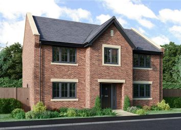 "Thumbnail 5 bed detached house for sale in ""The Chichester"" at Armstrong Street, Callerton, Newcastle Upon Tyne"