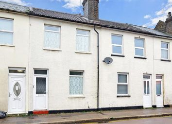 Thumbnail 2 bed terraced house for sale in Station Road, Strood, Rochester, Kent