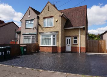 Thumbnail 4 bedroom semi-detached house for sale in Browett Road, Coundon, Coventry