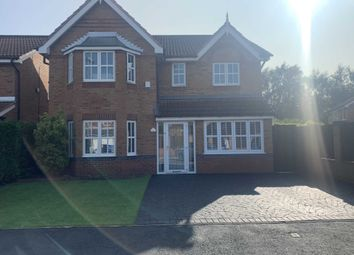 Thumbnail Detached house for sale in Elliot Drive, Kirkby