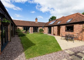 Thumbnail 4 bed detached house for sale in North Road, Weston, Newark