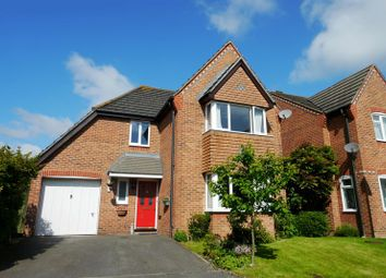 Thumbnail 4 bedroom detached house for sale in North Bush Furlong, Didcot