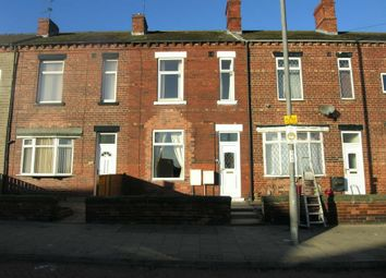 Thumbnail 3 bed terraced house to rent in Leeds Road, Outwood, Wakefield