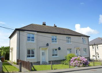 Thumbnail 2 bed flat for sale in Croft Street, Tarbolton, Mauchline