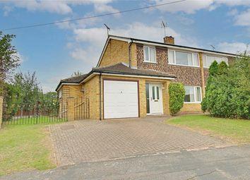 Thumbnail 3 bed semi-detached house for sale in Reedings Way, Sawbridgeworth, Hertfordshire