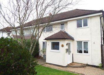 Thumbnail 3 bed semi-detached house for sale in Morley Crescent, Cowplain, Waterlooville