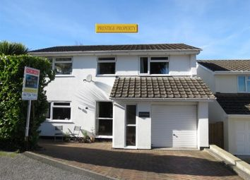 Thumbnail 4 bed detached house for sale in Beach Road, Carlyon Bay, St. Austell