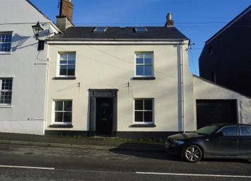Thumbnail 4 bed semi-detached house for sale in Longbrook Street, Plympton, Plymouth