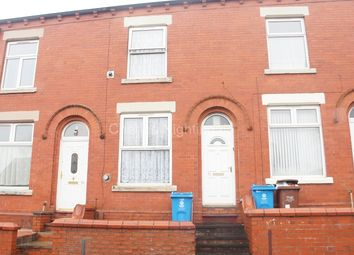 Thumbnail 2 bed terraced house for sale in Hardy Street, Oldham, Greater Manchester.