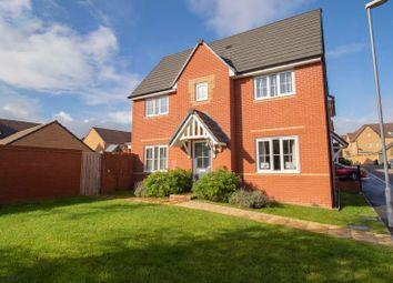 Goldcrest Walk, Keynsham, Bristol BS31. 3 bed end terrace house for sale