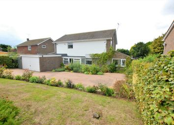 Thumbnail 4 bed detached house for sale in Cliff Road, Hythe