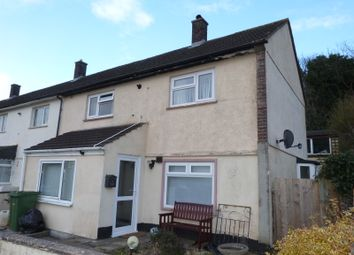 Thumbnail 2 bed end terrace house for sale in Acklington Place, Plymouth