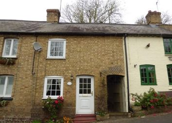 Thumbnail 2 bed cottage to rent in Church Road, Bow Brickhill, Milton Keynes