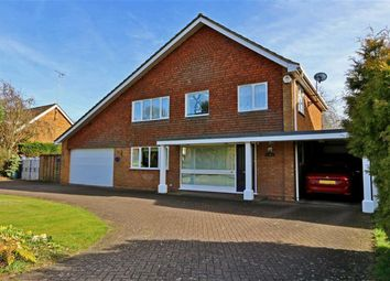Thumbnail 4 bed detached house for sale in Old Mill Avenue, Coventry