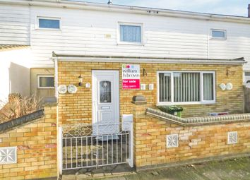 Thumbnail 3 bedroom terraced house for sale in Marne Gardens, Lincoln