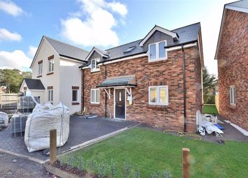 Thumbnail 3 bed semi-detached house for sale in Wainsford Road, Pennington, Lymington
