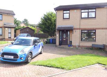3 bed semi-detached house for sale in Oakridge Crescent, Paisley, Renfrewshire PA3