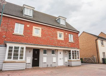 Thumbnail 4 bed terraced house for sale in Daisy Drive, Peterborough